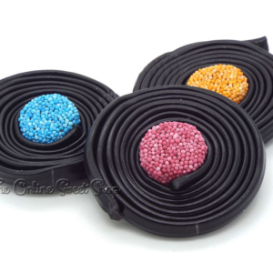 Candy Land: Liquorice Catherine Wheels-0