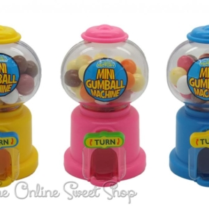 Crazy Candy Factory: Mini Gumball Machine-0