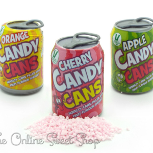Crazy Candy Factory: Candy Cans-0
