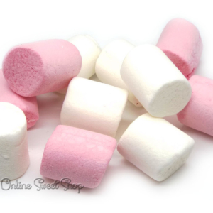 Fini: Pink and White Mallow Logs-0
