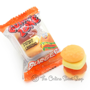 Gummi Zone: Burger-0