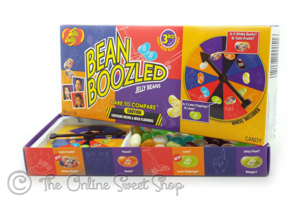 Jelly Bean Factory: Bean Boozled - 1 Box-0