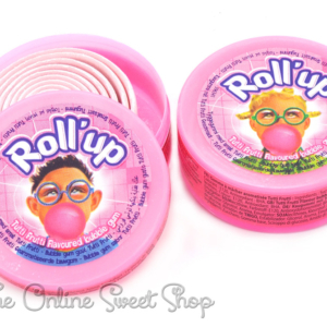 Lutti: Roll Up Bubble Gum - Tutti Fruiti-0