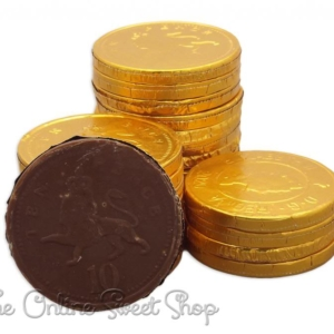Northern Conf: Milk Choc Gold Coins-0