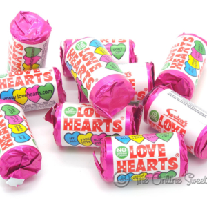 Swizzels Matlow: Love Hearts Mini Rolls-0