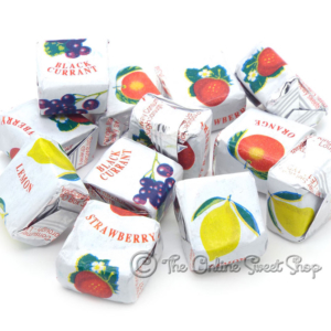 Verduyn: Fruit Caramels Chewy Sweets-0