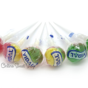 Vidal: Lottalollies Traffic Light Lollipops-0