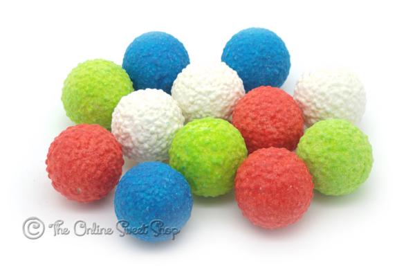 Yummy Gummy: Golf Balls-0
