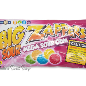 Zed Candy: Crazy Sour Zappers-0