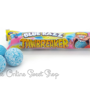 Zed Candy: Blue Razz Jawbreakers-0