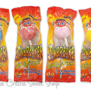 Zed Candy: Monster Jawbreaker on a Stick-0